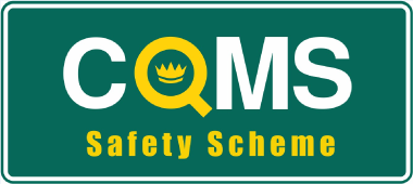 Pudsey Landscapes is an CQMS accredited place of work.